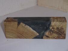 Rubinie , Hybrid Holz , Messergriff, Griffblock, Edelholz 243