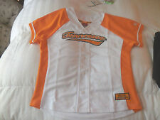 Colosseum Tennesee Volunteers Women's Jersey Sz. Large