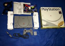 Console Sony PS1 PSX PlayStation SCPH-5502C BOXED Scatola - Legge PAL NTSC JP