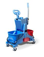 Numatic Doppelfahreimer MidMop Comfort Reinigungswagen Putzwagen Wischwagen