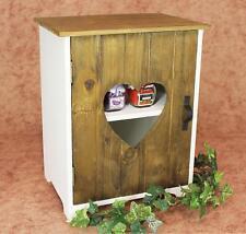 Armario Mini cómoda 12021 Mueble de cocina estantería 35cm Shabby Estante la