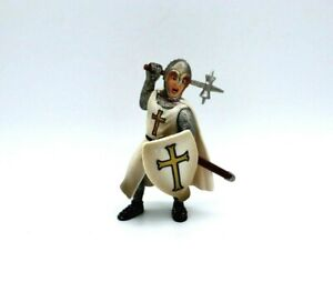 SCHLEICH Germany Toy Collectable Medieval Soldier Warrior Statue