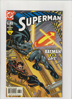 Superman #168 VF/NM 9.0 DC Comics Loeb & McGuinness, Batman app.