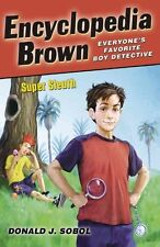 Encyclopedia Brown, Super Sleuth, Very Good Condition Book, Sobol, Donald J, ISB