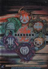 Bakugan: Battle Brawlers - Volume 6 (Steelcase) New DVD