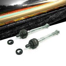Megan Racing Black Steel Alloy Front Inner Tie Rod Ends For 96-00 Honda Civic EK