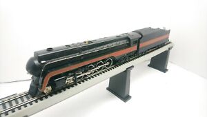 Bachmann HO Train Norfolk & Western Class J 4-8-4 Steam Locomotive and Tender