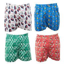 Mens Boxer shorts. 100% cotton. S,M,L,XL.