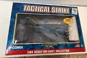 Corgi Tactical Strike F-14D Tomcat 2003 Operation Iraqi Freedom  1:64 Scale