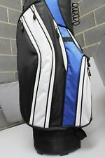 Golf Cart Trolley Bag 14 Way Divider Unisex Black Royal Blue White Dual Lift New