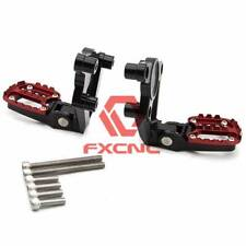 FXCNC Pivot Dirtbike Wide Footpegs Foot Pegs Footrest Pedal Fit Honda X-ADV750