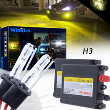 55W WINETIS H3 3000K Bright HID Fog Driving Light Kit for Cadillac STS 2005-2011