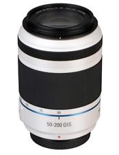 Samsung NX 50-200mm f/4.0-5.6 III OIS Zoom Camera Lens White (White Box)