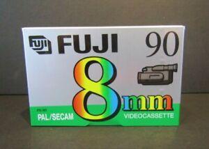 FUJI P5-90 Camcorder 8mm video cassette tape NEW & Sealed