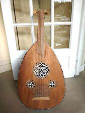 Luth Oud du Maroc artisanale