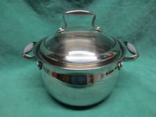 BELGIQUE Stainless Steel 3- Qt stainless Soup pot with lid
