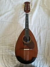 Suzuki M210 bowback solid Spruce and Maple Mandolin in Original Package