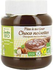 Jardin Bio - Pate À Tartiner Chocolat Sans Gluten Bio 350G - Lot De 3