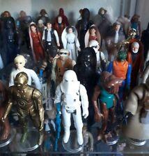 Vintage Star Wars Figures Kenner, Trilogo, NO COO, Last17,