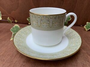ROYAL DOULTON 'SONNET' COFFEE CUP AND SAUCER, Excellent ,(MORE AVAILABLE)