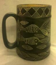 Fish Decorative Studio Pottery