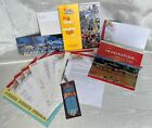 WDI CAST MEMBER EXCLUSIVE INVITATION PACKAGE FOR GRAND OPENING OF DCA 2/5-8/2001