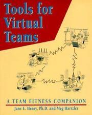Tools for Virtual Teams: A Team Fitness Companion