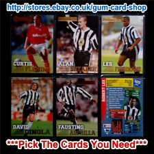 Merlin Premier Gold 96-97 tarjetas de tarjetas de Fútbol (100 a 161) * por favor seleccione *