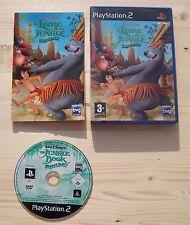 Disney Le Livre de la jungle Jungle Book Sony PS2 - complet