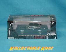 1:43 Greenlight - 1968 Dodge Charger R/T - Steve McQueen Bullitt NEW IN BOX
