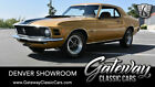 1970 Ford Mustang  Gold 1970 Ford Mustang  302 CID V8 automatic Available Now!