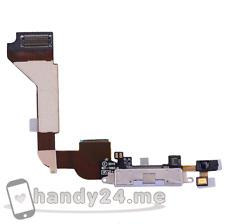 Ladebuchse Für iPhone 4 Connector Port Charging Buchse Mikrofon Weiß