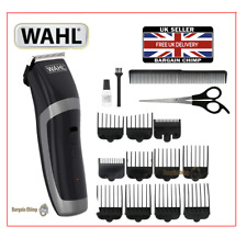 🔥 WAHL cord/cordless 9655-1517 HAIRCUTTING kit clippers with 11 guide combs!