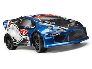 HPI Maverick ION RX 1/18 Ready To Run RC Rally Car MV12805