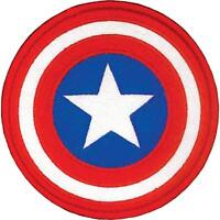 Marvel Comics Captain America Movie Hydra Logo Embroidered Iron on Patch