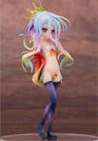 Anime No Game No Life Shiro Swimsuit PVC Action Figure Model Toy Collection 20cm