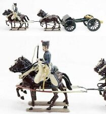 Figurines ATTELAGE LUCOTTE CANON / antique toy soldier