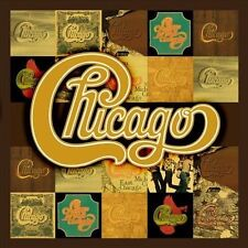 The Studio Albums, Vol. 1: 1969-1978 by Chicago (CD, Oct-2012, 10 Discs, Rhino (Label))