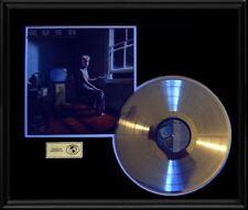 RUSH POWER WINDOWS GOLD RECORD RARE PLATINUM DISC ALBUM LP RARE!