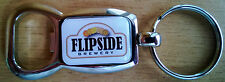 Flipside Brewery Keyring / Bottle Opener