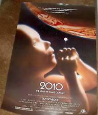Original 1sheet poster Arthur C. Clarke's 2010 rolled