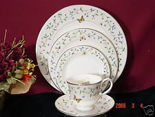 8 Lenox Idalia 5 Piece Place Settings New in Box service for Eight