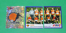 PANINI FOOTBALL FOOT 2006 STADE LAVALLOIS LAVAL COMPLET FRANCE 2005-2006