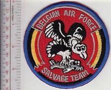 Belgium Royal Belgian Air Force RBAF Salvage Team AF Support Unit