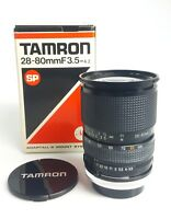 Tamron Sp 28-80/3,5 -4, 2