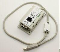 US SLC5/02 SLC500 USB 1747-UIC PLC Cable USB to DH-485 RS485  USB-1747-UIC