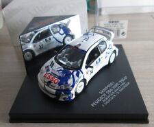 M92 1/43 PEUGEOT 206 WRC ESSO ACROPOLIS RALLYE 1999 DELECOUR / GRATALOUP VITESSE