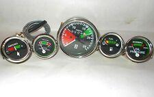 For Massey Ferguson Tractor - Tachometer + Temp + Oil Pressure +AMP +Fuel Gauge
