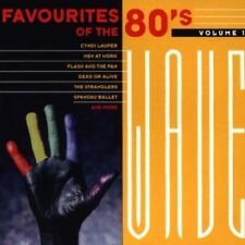 Favourites of the 80'S Vol.1 / CD / NEU&OVP/SEALED