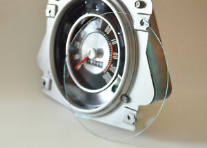 🔥66 77 Early Ford Bronco 61 66 Ford Truck Instrument Cluster Lens ★